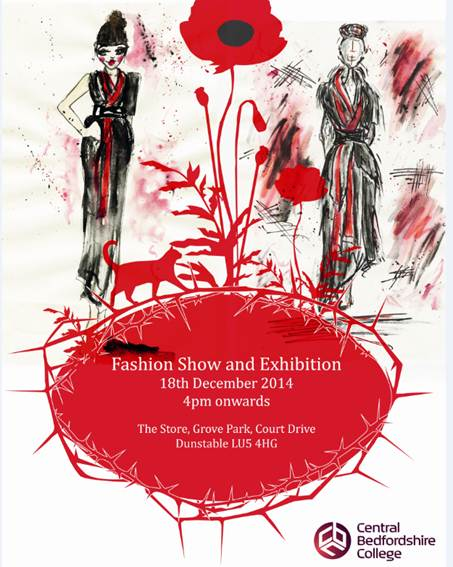 Fashion Show & Exhibition 18.12.14