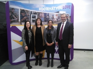 Central Bedfordshire College and AiSolve Launch Immersive Training Institute